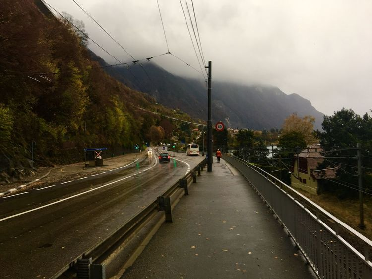 Veytaux 🇨🇭 Switzerland Traveling Landscape_photography Traveling Photography Autumn Collection
