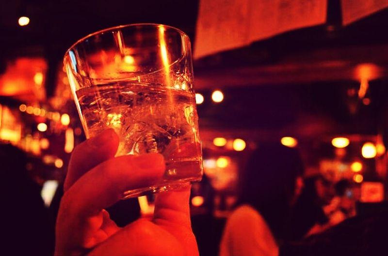 グラスは被写体として有能 Lights Glass