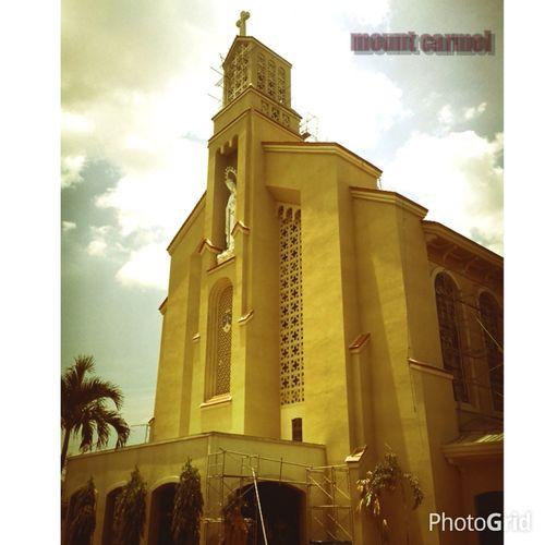1st visita iglesia Praying Eyeem Philippines Praising The Lord Traveling