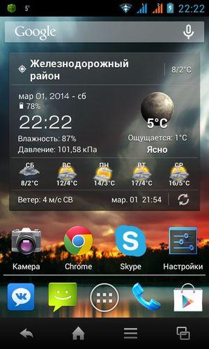 22:22 Screen Shot Weather Going Sleep