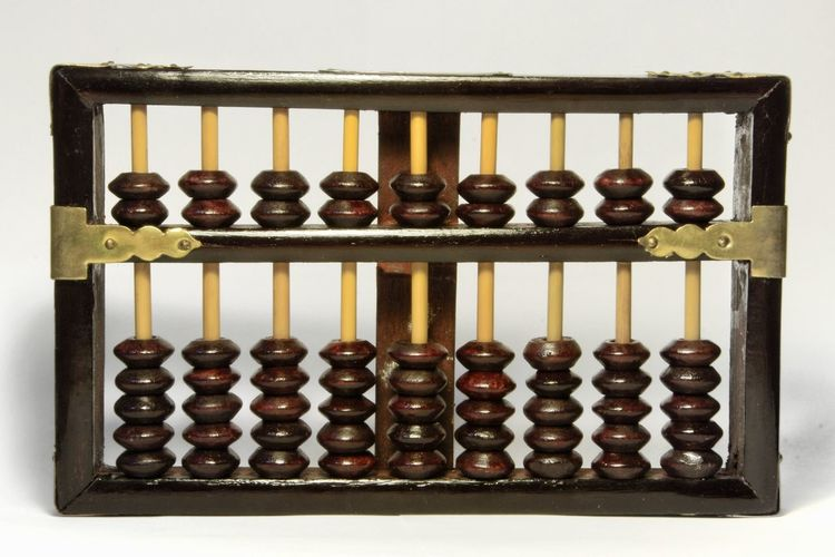 Chinese Abacus Abacus Chinese
