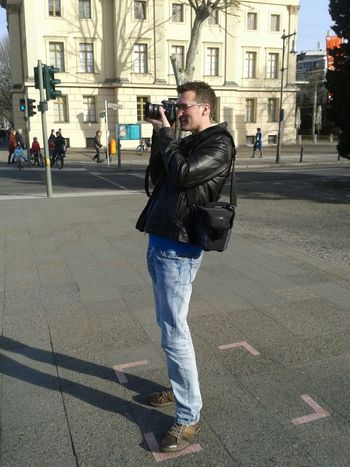 Andy Taking Photos Enjoying Life The Purist (no Edit, No Filter) What Eye See  My Love ❤ On The Road Walking