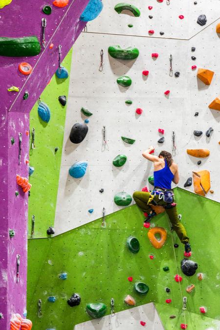hochhinaus im Rocklands Kletterzentrum Saarlouis Bouldern Boulder Bouldern.<3 Climbing Klettern Bouldering Funsport Sport Sports Rocklands Saarlouis
