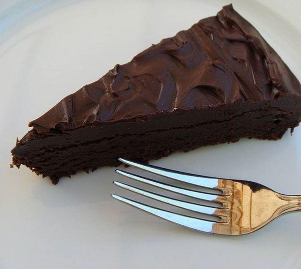 Dessert Suomelinna Helsinki Chocolatcake Chocolat
