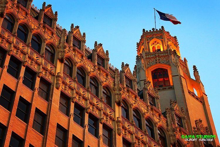 Emily Morgan Hotel in San Antonio, Texas. Emily Morgan Hotel San Antonio San Antonio, Texas Texas