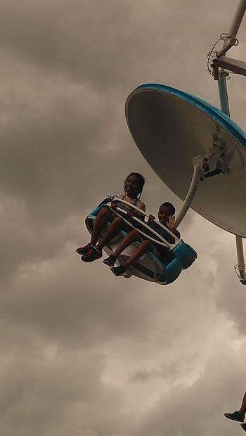 Calaway Park Mid-air Amusement Park Ride