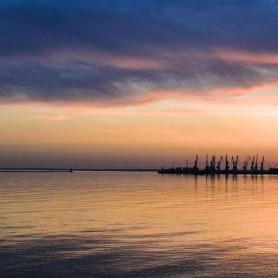 бердянск порт азовскоеморе