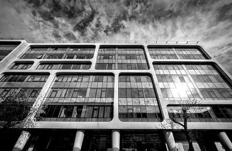 DC Offices building in Budapest EEprojects Budapest Urbanscene Symmetrykillers Streetphotography Architecture Symmetricalmonsters Architecturephotography Designer  Office Minimal Building Cbviews LiveTravelChannel Canon_photos Ig_bw Exterior Way2ill Exploretocreate Lookingup_architecture Ig_ometry Cbviews Realestate Property Modernarchitect aovurbexthisisbudapestminimal_lookupsuperhubsart_chitecture_