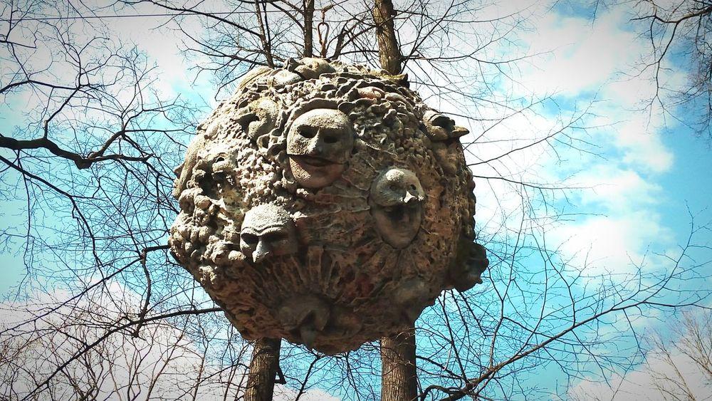 Art Monster Peterburg Theater Fantasy Magical
