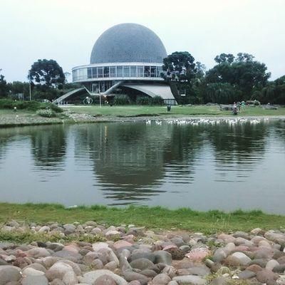 6:00 a.m. Mañana Planetario Patos Nublado
