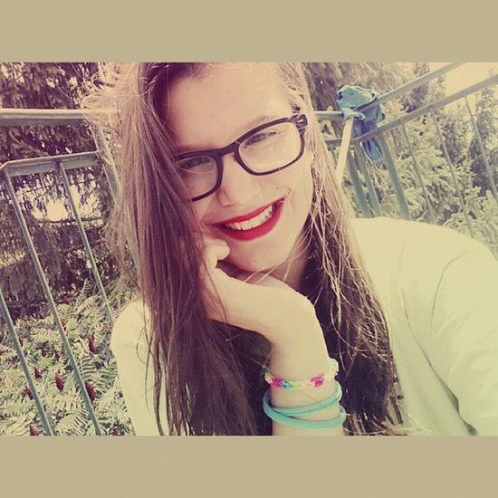 'Non hai mai fallito nel farmi sorridere' Sorrisone Labbra Rosse Sun felicità tanto caldo ???