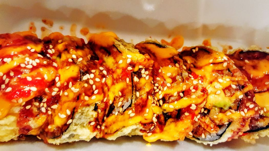 Withaeyeforeyeem Feeling Thankful HadFun Busywoman Foodphotography Arizona Fountainhills Katana Healthy Lifestyle Sushi Time