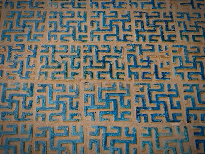 Cobalt Blue By Motorola Hello World Minimalism Minimal Ancient City Ancient Architecture Iranan Architecture