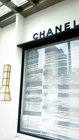Chanel× Blacknwhite First Eyeem Photo
