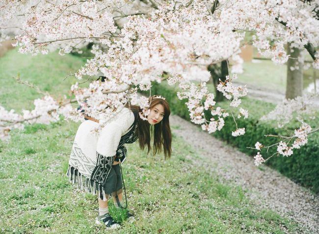 Film 120 Film Mamiya 645AFD Sakura Portraits The Portraitist - 2015 EyeEm Awards Holiday POV
