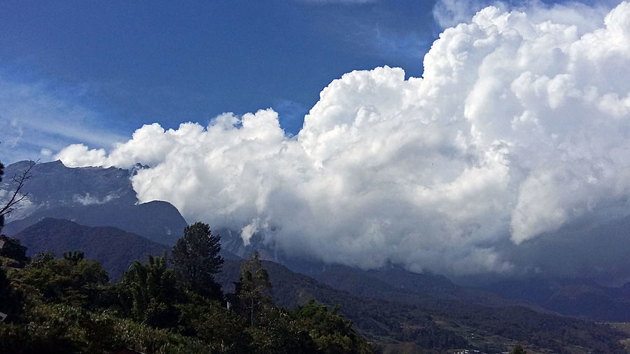 Cloud Beauty In