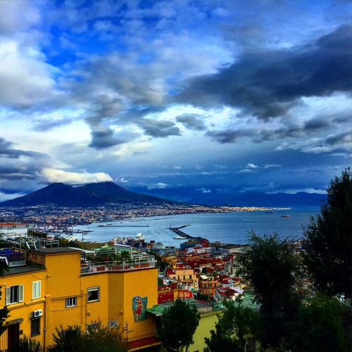 La mia bella Napoli. ❤️ First Eyeem Photo