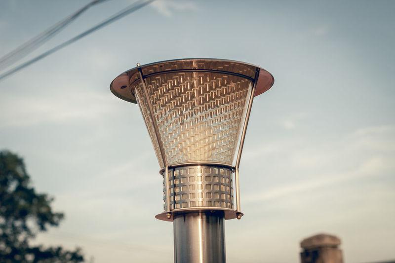 A Street light