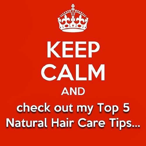 The weather is getting cooler and Winter is coming...so that means cold air and dry hair. Hopefully my new Naturals and some of my vets find these tips helpful ♥ Teamnatural Top5Tips TopFiveTips NaturalHairCare