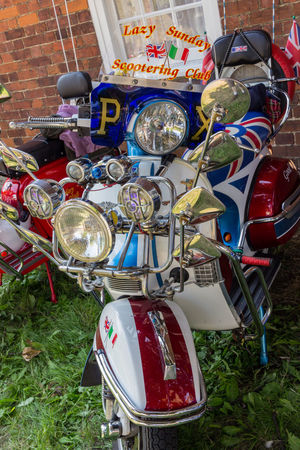 Scooters Day Out..................... 60s 60s Fashion Icon Mods Retro Scooter Swinging The Jam The Who Vespa Helmet Lamibratta Ready Steady Go! Ska Spotlight Style The Beatles Tourism Travel Destinations Union Jack