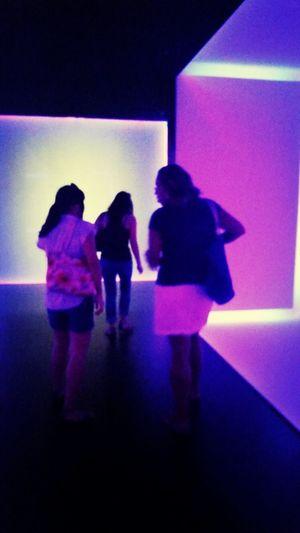 Thelightinside James Turrell MFAH Neon