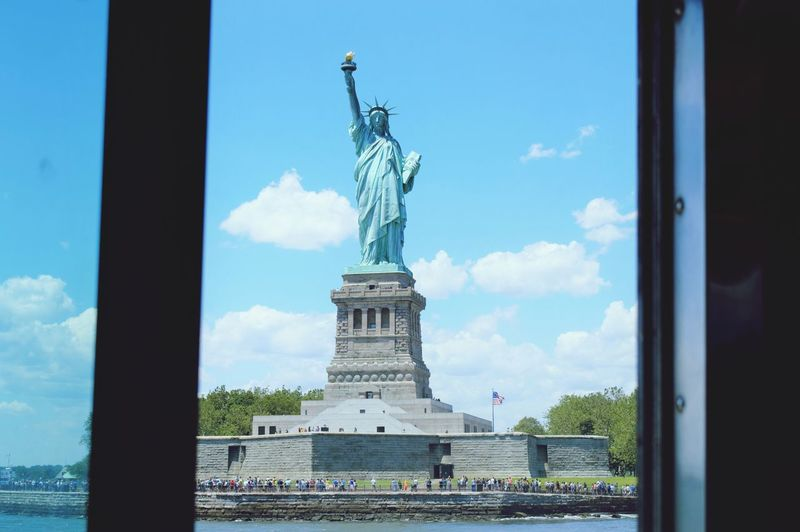 New York New York City Wonder Daytime Day Statue Of Liberty Statue First Eyeem Photo