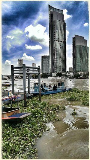 Bangkok Sky Hello Bangkok River Pier