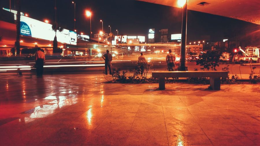 Cities At Night First Eyeem Photo