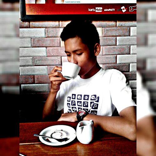 A Cup Chocolate🍵 Quality Time Batam NagoyaHill Broadbandcafe INDONESIA Wonderfull Amerika Turkey Followforfollow Likeforlike