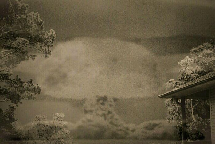 BlendPic Atomic Bomb Fallout Nuclear Bomb