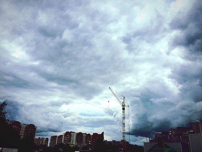 Russia Россия Рязань Ryazan Mycity небо Sky мойгород Rzn_sky Summer
