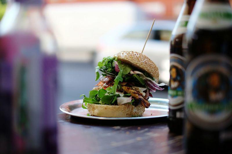 Tiiimmmmbbbbeeeeeeeerrrrrrr! Burgers Lunch Getting Down And Dirty Burger Time Burger Last Burger, I Promise