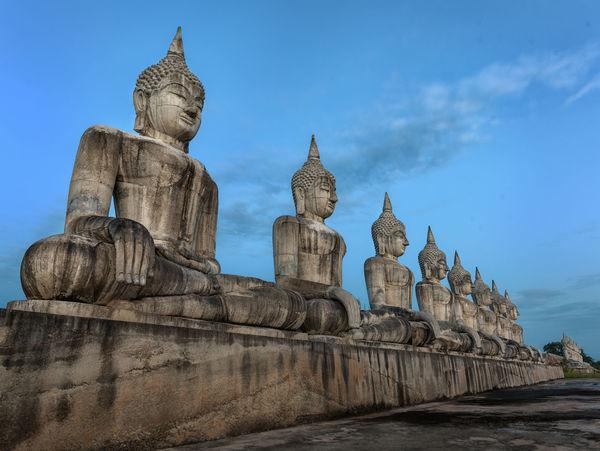 Buddha Nakhon Si Thammarat Religion Statue