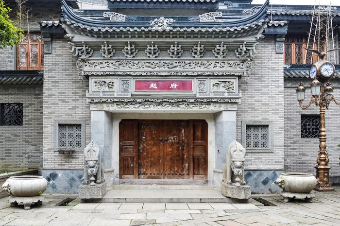 Architecture Entrance Door Built Structure Building Exterior Travel Destinations Ancient No People History Outdoors Entry Day