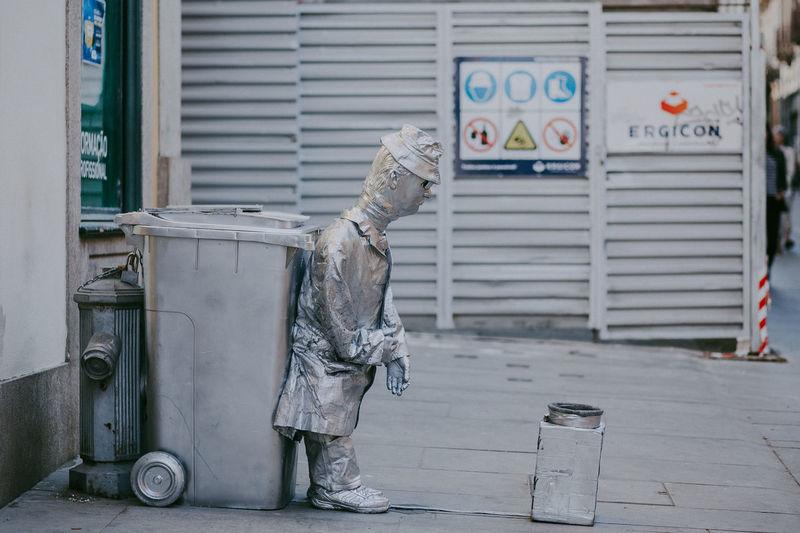 Day Street Representation Portugal Porto Streetart HumanArt Outdoors