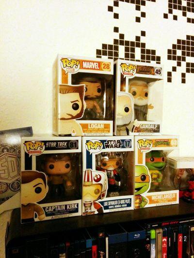 es werden immer mehr ^^ POP! Collection Figures