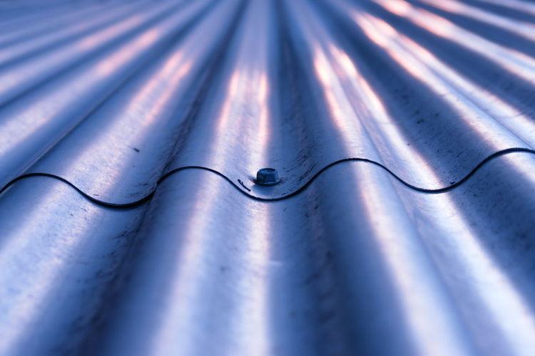 corrugated metal Corrugated Background Background Texture Backgrounds Close-up Corrugated Iron Corrugated Metal Day Full Frame High Angle View Indoors  No People Texture