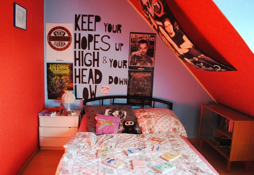 A Lovely Place Bedroom ADTR Home Sweet Home