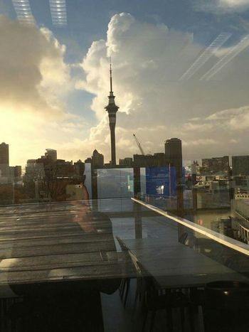 """"""" Blended"""" Popular Photos Beautiful Check This Out Blended Images Boyfriend❤ and SkyTower at Auckland New Zealand"""