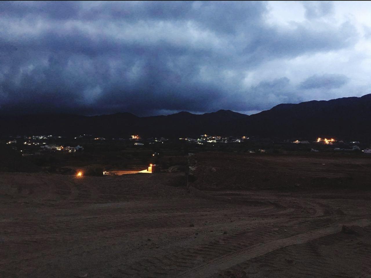 night, illuminated, sky, cloud - sky, no people, outdoors, mountain, nature, landscape, scenics, beauty in nature