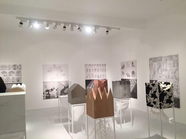 Museum Arewehuman Istanbul Karaköy White Art Architecture Design Biennale
