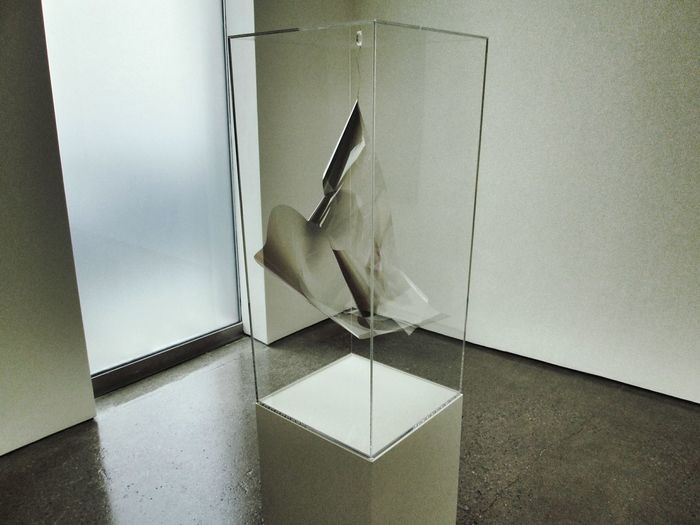 London The Cube Art Working Galleries Explore Simplicity