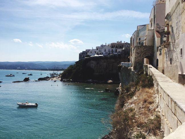 I miss italy Vieste Puglia