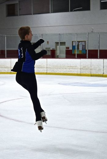 Ice Skating! #IceSkating Girl Power Grace Ice Skating Ice Skating ❄ Lifestyles Power Women In Sports Need For Speed The Color Of Sport