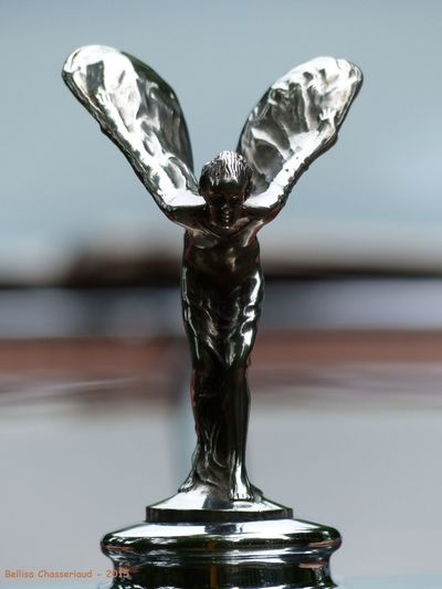 Roll Royce Angel Mythology Sculpture