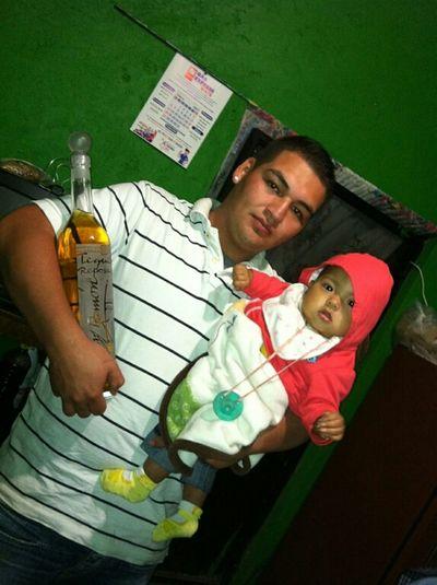 His Baby's