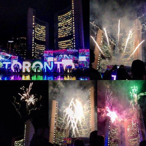 Fireworks Panamania Toronto HostCity2015 Share3DTO Nathanphillipssquare Thesix The6ix The6 Imagesoftoronto Hypeoftoronto Cityhall Torontocityhall Papertowns Fanscreen YYZ Nps HostCity2015 PanAm2015 PanAmGames 6ixside Tdot  1loveto To2015 Viewfrommycity toptorontophoto