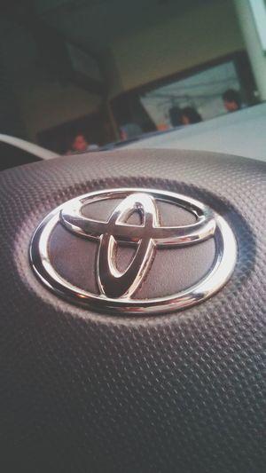 Di mobil nopal wkwkwk Vitz Yaris Toyota