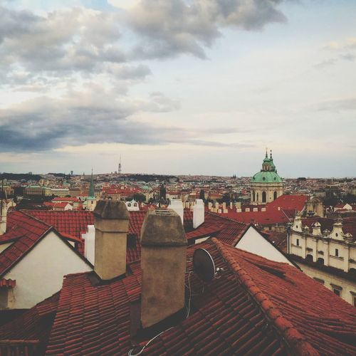 Roofs of Prague Prague