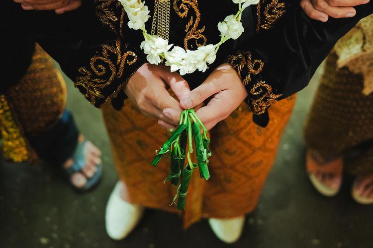 Javanese wedding culture